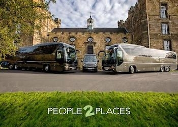 People 2 Places Nationwide Coach & Minibus Hire - Main Image