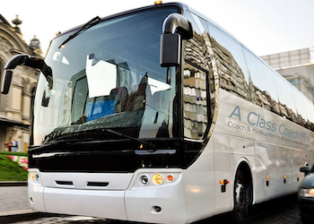 A Class Coach Hire London and South East - Main Image