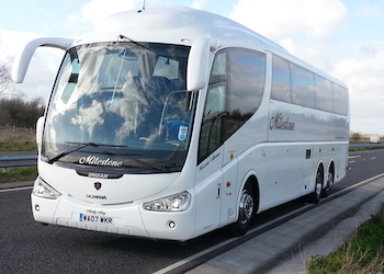 Milestone Coaches Ltd Essex & London - Main Image