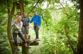 Go Ape Outdoor Adventure Activities High Ropes East Midlands - Main Image