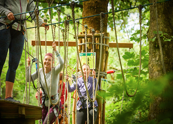 Go Ape Outdoor Adventure Activities High Ropes East Midlands - Second Image