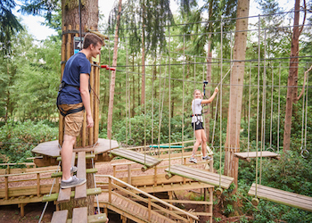 Go Ape Outdoor Adventure Activities High Ropes East - Second Image