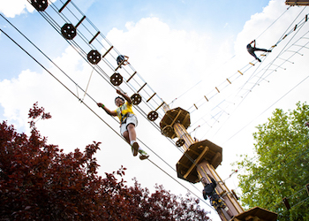 Go Ape Outdoor Adventure Activities High Ropes London - Third Image