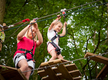 Go Ape Outdoor Adventure Activities High Ropes North East - Main Image