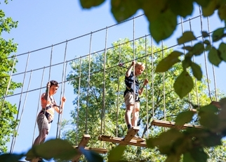 Go Ape Outdoor Adventure Activities High Ropes South East - Main Image