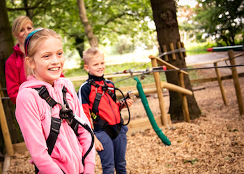 Go Ape Outdoor Adventure Activities High Ropes Yorkshire - Second Image