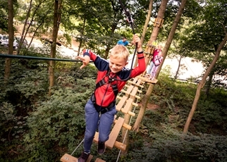 Go Ape Outdoor Adventure Activities High Ropes Yorkshire - Main Image