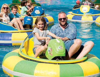 Crealy Theme Park & Resort Residential Trips Devon - Third Image