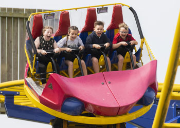 Crealy Theme Park & Resort Devon - Forth Image