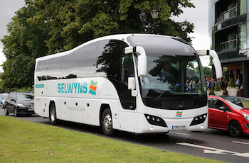 Selwyns Coaches Manchester - Main Image