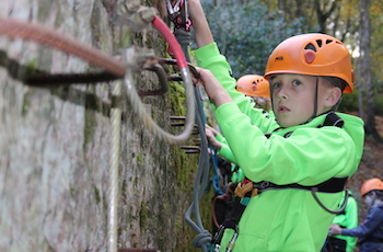 Beaudesert Outdoor Activity Centre Staffordshire - Forth Image
