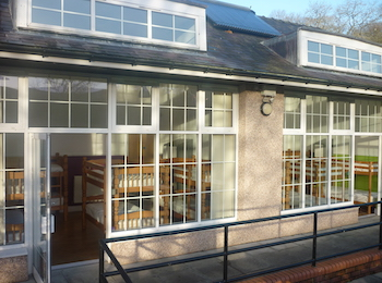 Nantyr Outdoor Residential Centre (NOEC) North Wales - Forth Image