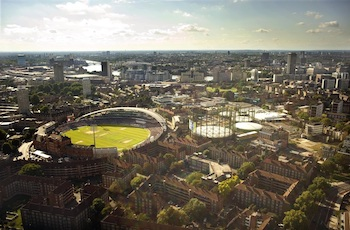 The Kia Oval Ground Tours London - Main Image