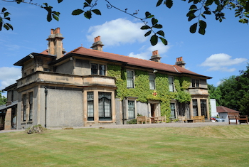 Carronvale House Scotland - Main Image