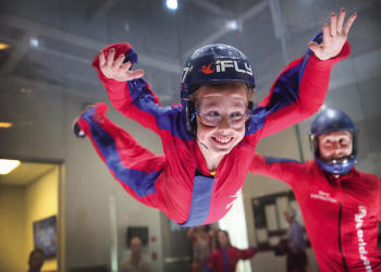 iFLY Indoor Skydiving STEM Workshop Milton Keynes - Main Image