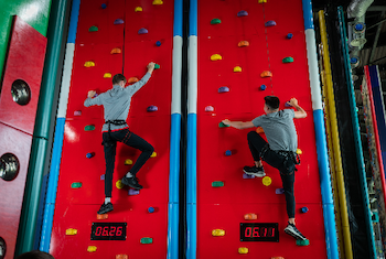 Clip 'n Climb Plymouth - Forth Image