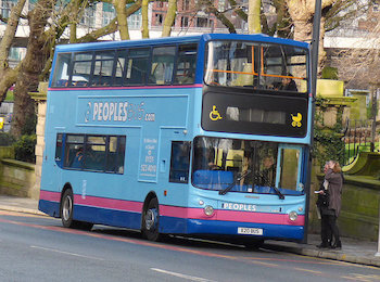 Peoplesbus Limited Coach Hire - Main Image
