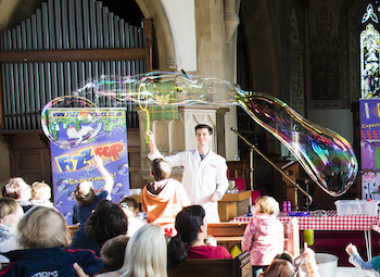 Fizz Pop Science Workshops Shows and Parties - Main Image