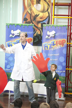 Fizz Pop Science Workshops Shows and Parties - Second Image