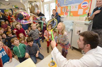 Fizz Pop Science Workshops Shows and Parties - Forth Image