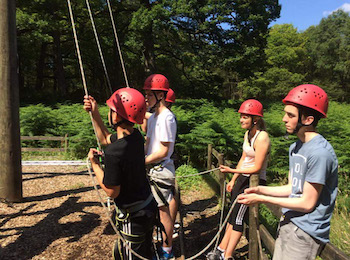 YMCA Lakeside Outdoor Learning Residential Activity Centre Cumbria - Forth Image