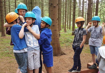 Camp Hill Outdoor Learning Days North Yorkshire - Main Image