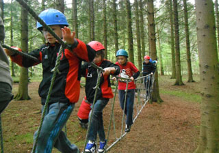 Camp Hill Outdoor Learning Days North Yorkshire - Second Image