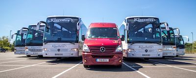 Klarners Coaches Ltd Essex - Third Image