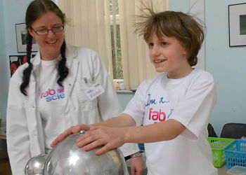 Fab Science Workshops East of England/London - Third Image