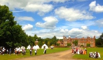 Kentwell Hall Suffolk - Second Image