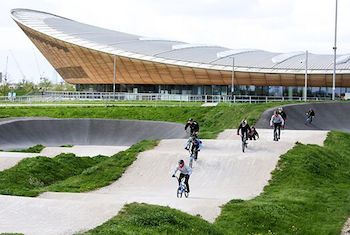 Lee Valley VeloPark Olympic Park London - Second Image