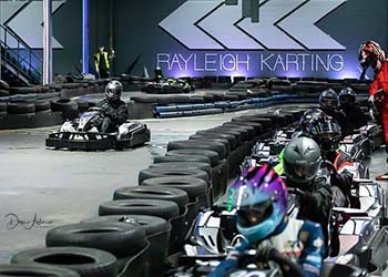 Rayleigh Indoor Karting Essex - Third Image