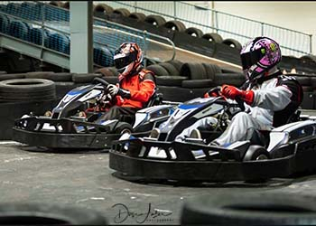 Rayleigh Indoor Karting Essex - Forth Image