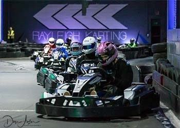 Rayleigh Indoor Karting Essex - Main Image