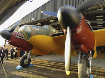 The de Havilland Aircraft Museum Hertfordshire - Main Image
