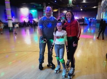 Rollerstop Roller Disco Kinning Park Glasgow - Main Image