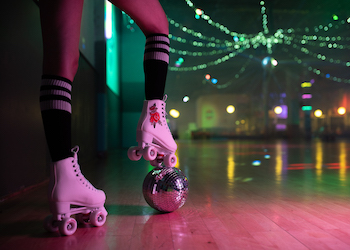 Rollerstop Roller Disco Kinning Park Glasgow - Third Image