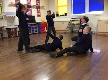 Arts On The Move Drama Workshops North West - Second Image