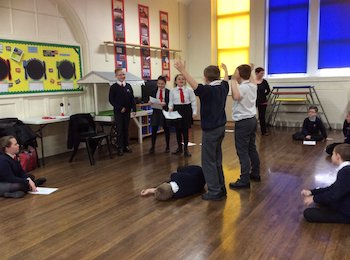 Arts On The Move Drama Workshops North West - Forth Image