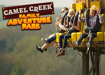 Camel Creek Adventure Park Cornwall - Main Image