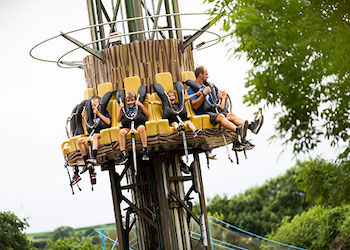 Camel Creek Adventure Park Cornwall - Third Image