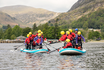 Patterdale Hall Residential Adventure Learning Centre Lake District Cumbria - Second Image