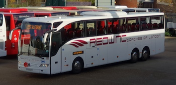 Redwing Coaches London and The South East - Forth Image