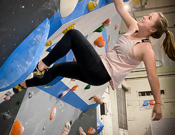 The Climbing Experience Maidstone - Forth Image