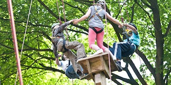 Challenge Academy Adventure Hub and High Ropes West Midlands - Second Image