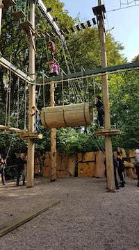Challenge Academy Adventure Hub and High Ropes West Midlands - Forth Image