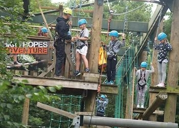Challenge Academy Adventure Hub and High Ropes West Midlands - Main Image