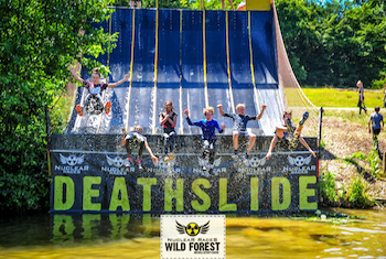 Nuclear Wild Forest Outdoor Obstacle Centre Essex - Forth Image
