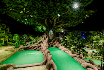 Treetop Adventure Golf Leicester - Third Image