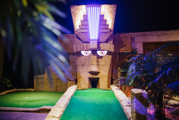 Treetop Adventure Golf Manchester - Main Image